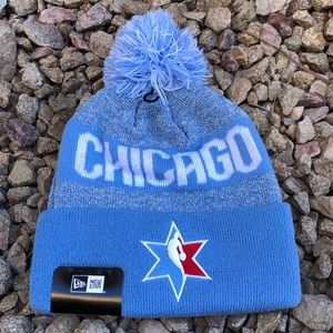 "New Era NBA ""Chicago"" All Star Beanie/Skully"
